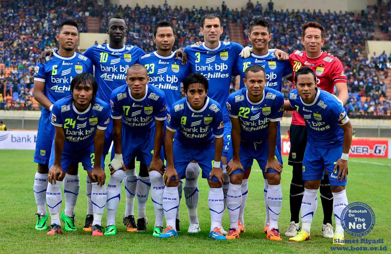 Persib Bandung - bliblinews.com