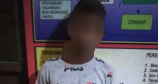 Polsek Muara Kaman Berhasil Bekuk Pelaku Pencabulan Anak di Bawah Umur