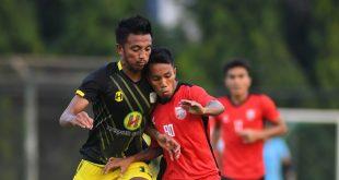 Torres Bawa Borneo FC Tahan Imbang Barito Putra 1-1